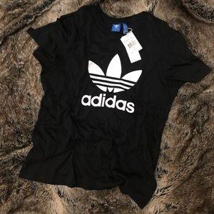 Adidas Boyfriend Tee NWT